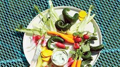 Choose a mild and creamy Gorgonzola for this dip.
