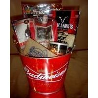 Cheap Gift Basket Idea | bottle decorating ideas images - best bottle decorating ideas photos ...