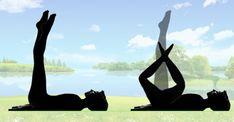Len 5 minút pred spánkom – Pevnejšie stehná a brucho sú zaručené! Zapojte sa do tohto cvičenia a budete potrebovať menšie nohavice | Báječné Ženy Yoga Fitness, Health Fitness, Tracy Anderson, Pilates, Challenges, Exercise, Workout, Sports, Animals