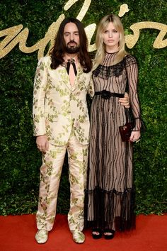 Join the winners and nominess inside British fashion's biggest night of the year