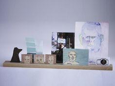 Deko-Objekte - Sammelsurium 60 cm - ein Designerstück von herrmandel bei DaWanda
