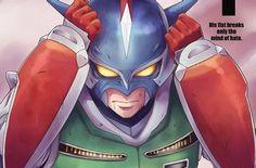 Crunchyroll Adds 'Action Mask' Manga Simulpub Series