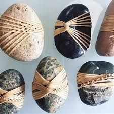 Image result for japanese wrapped stones