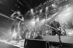 The Dropkick Murphys perform at Terminal 5 in New York City on March 13th, 2013.  Joe Papeo