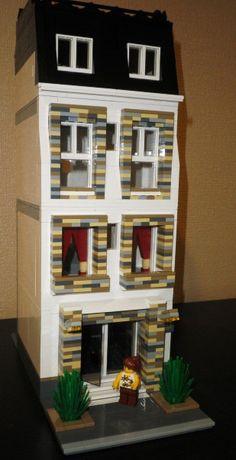 lego town house