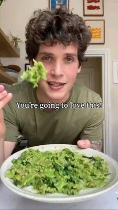 Vegan Dinner Recipes, Veggie Recipes, Whole Food Recipes, Vegetarian Recipes, Snack Recipes, Vegan Vegetarian, Cooking Recipes, Healthy Recipes, Vegan Foods