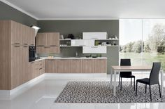 The Tidra Collection - ARAN Italian Kitchens