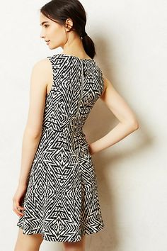 Pebble Print Dress - anthropologie.eu