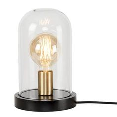 Buy It's About RoMi Seattle Table Lamp Black online with Houseology's Price Promise. Full Its About RoMi collection with UK & International shipping. It's About Romi, Contemporary Table Lamps, Modern Contemporary, Modern Design, Luxury Lighting, Lighting Design, Seattle, Black Table Lamps, Modern Glass