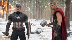 Chris Hemsworth is not happy Thor wasnt included in...