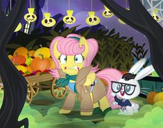 They're coming to get you, Fluttershy! by PixelKitties on DeviantArt