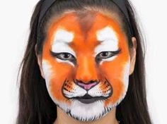 How To Create A Lion Makeup Look   EasyLooper
