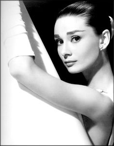 Audrey Hepburn. I actually first discovered Audrey Hepburn through my dad; she was always his favorite actress. Delicate beauty, class, elegance, and a child-like innocence and joy about her.