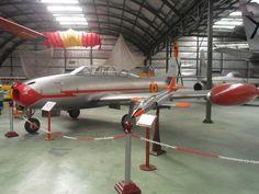 Hispano Aviación HA-200 Saeta Fighter Jets, Aviation, Aircraft, Vintage, Planes, Museum, Vintage Comics, Airplane, Airplanes