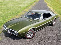 1967 Pontiac Firebird by ~Vertualissimo on deviantART