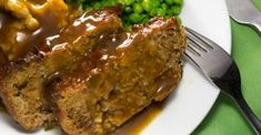 brown gravy meatloaf