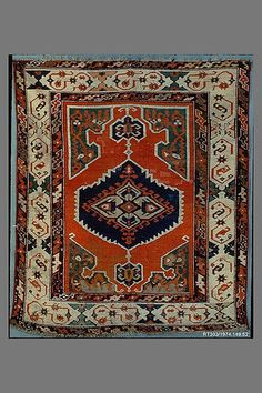 Turkey, Konya rug, 19th c