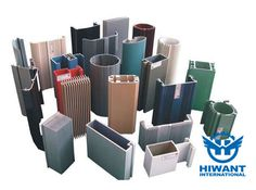 Indushtrial aluminium profile for all kinds of industrial application.