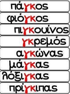 Μην αγγίζετε! Έχει αγκάθια! / Μαθαίνοντας το γκ / Φύλλα εργασίας και … Greek Alphabet, Back 2 School, Speech Therapy, Special Education, Destiny, Puzzles, Language, Letters, Teaching