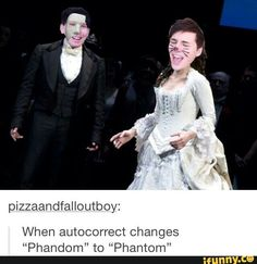 remember when dan and phil sang the phantom of the opera and phil's voice was all low and beautiful; and then daAN'S VOICE WAS LIKE A FREAKING SOPRANO??? please tell me you guys have watched this too, it's honestly the best thing ever