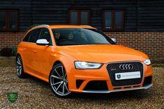 This Solar Orange Audi will warm your heart Audi Rs4, Audi Quattro, Classic Cars, Automobile, Solar, German, Warm, Orange, Cars