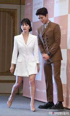 Autumn In My Heart, Song Hye Kyo, Kim Jin, Korean Star, Bo Gum, The Grandmaster, Office Attire, Full House, Viera