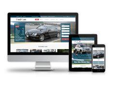 Used Cars - Drupal Car Theme by Ordasoft  on Creative Market