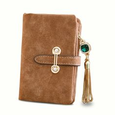 Women Nubuck Leather Tassel Long Wallet Zipper Belt Purse Card Holder Coin Bags  Worldwide delivery. Original best quality product for 70% of it's real price. Hurry up, buying it is extra profitable, because we have good production sources. 1 day products dispatch from warehouse. Fast...