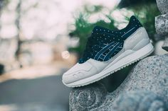 """A Closer Look at the ASICS GEL-Lyte III """"Japanese Textile"""""""