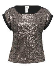 M Kylie Sequin front t shirt Looking For Women, Kylie, Sequins, Lace, Casual, T Shirt, Shopping, Clothes, Tops