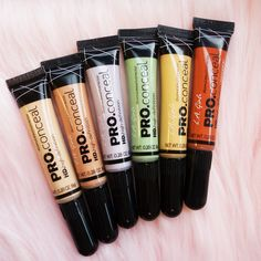 Again 6 $3 LA Girl pro concealers... you know what I mean?  hint hint >> #freebie  Shop here http://www.pick6deals.com/la-girl-conceal.html