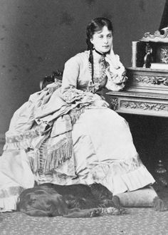 Princess Ekaterina Dolgorukaya was a  mistress of Tsar Alexander II and later his morganatic wife.  Ekaterina was the last in a series of the Tsar's mistresses and the one he truly loved.  Ekaterina and her Tsar had four children together before he was assassinated by a group of anarchists.  While the Tsar's family had seriously objected to her, especially to her presence in the palace, they saw that she was provided for until her death.