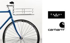 Copenhagen Parts x Carhartt - Bike Porter Carhartt, Copenhagen, Bicycle, Design, Bike, Bicycle Kick, Bicycles