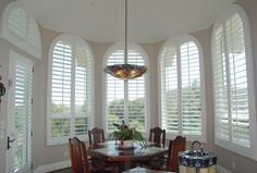 Interior Window Shutters With Fabric Inserts : shutters, window shutters, wood shutters, interior house shutters ...
