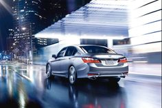 Day or night, the 2016 Accord will make you the envy of every driver on the road.
