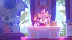 Silver The Hedgehog, Shadow The Hedgehog, Big The Cat, Disney Theory, Adventure Of The Seas, Channel Art, Purple Cat, The Sonic, Sonic Fan Art