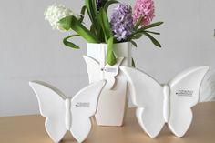 Die ersten Schmetterlinge sind geschlüpft und sorgen für Frühlingsgefühle. Dekorieren Sie Ihr Zuhause jetzt mit den Frühlingsboten.