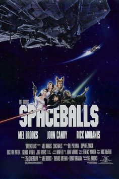 John Alvin, Spaceballs (1987)