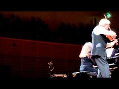 Martha Argerich and Gidon Kremer play Piazzolla - YouTube
