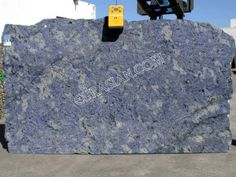 Polished Azul Bahia Granite From Brazil. Please Note That This Granite Varies In Veining & Colour Considerably. Counter Tops, Granite, Brazil, Colour, Note, Countertops, Color, Vanity Tops, Granite Counters