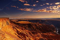 Fish River canyon Photos Fish River canyon the second largest canyon in the world, South Namibia by muha04