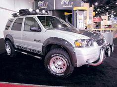 Custom Ford Escape Please follow: http://pinterest.com/treypeezy http://treypeezy.com