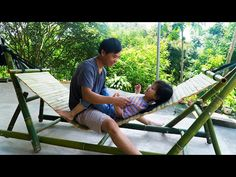 Hammock Stand, Design Competitions, Outdoor Furniture Sets, Outdoor Decor, Hammocks, Gazebo, Environment, Daughter, Youtube