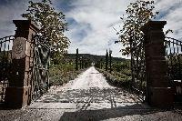 Entrance of Villa Baroncino by Romantic Italian Weddings www.romanticitalianweddings.com