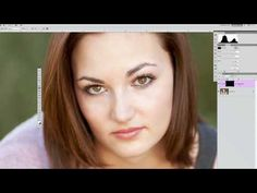 How to sharpen out-of-focus eyes in Photoshop via Michelle Kane