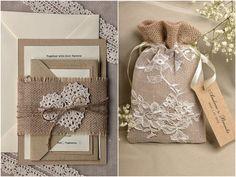 Decoração de Casamento Rústico - Juta | blogdamariafernanda.com