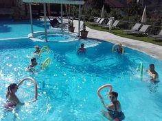 Mit Aquagym fit und gesund durch den Sommer
