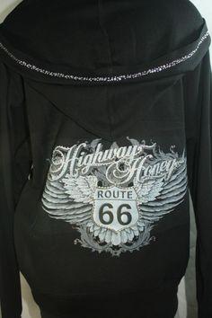Copy of 224 Highway Honey Hoodie