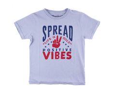 T-shirt Crew Vibes HARTFORD pour enfant - Maralex Kids