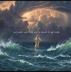 Jesus will never leave you nor forsake you 💗! Christ Quotes, Bible Verses Quotes, Jesus Quotes, Bible Scriptures, Pictures Of Jesus Christ, Church Of Jesus Christ, God Loves You, God Jesus, Lord And Savior